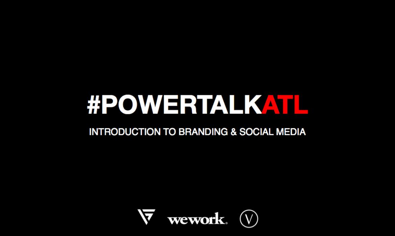 #PowerTalkATL Recap