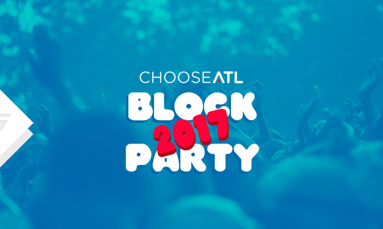 ChooseATL Block Party